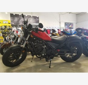 2018 Honda Rebel 300 for sale 200707482