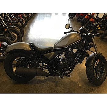 2018 Honda Rebel 300 for sale 200776945