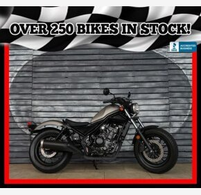 2018 Honda Rebel 300 for sale 200952923