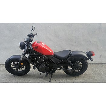 2018 Honda Rebel 500 for sale 200528990