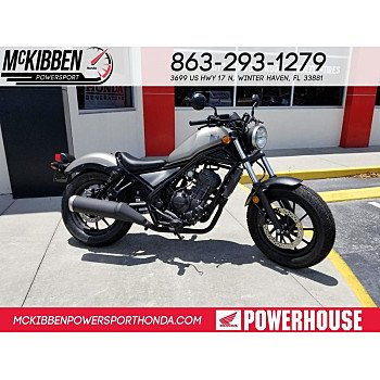 2018 Honda Rebel 500 for sale 200588832