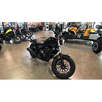 2018 Honda Rebel 500 for sale 200687360