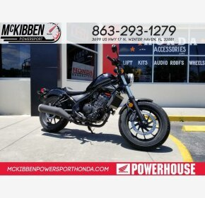 2018 Honda Rebel 500 for sale 200588830
