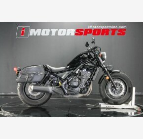 2018 Honda Rebel 500 for sale 200842974