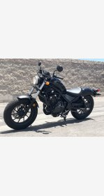 2018 Honda Rebel 500 for sale 200923943