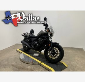 2018 Honda Rebel 500 for sale 201024177