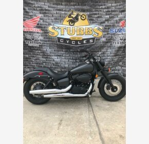 2018 Honda Shadow for sale 200737004