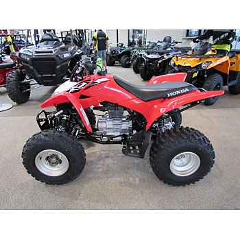 2018 Honda TRX250X for sale 200489652