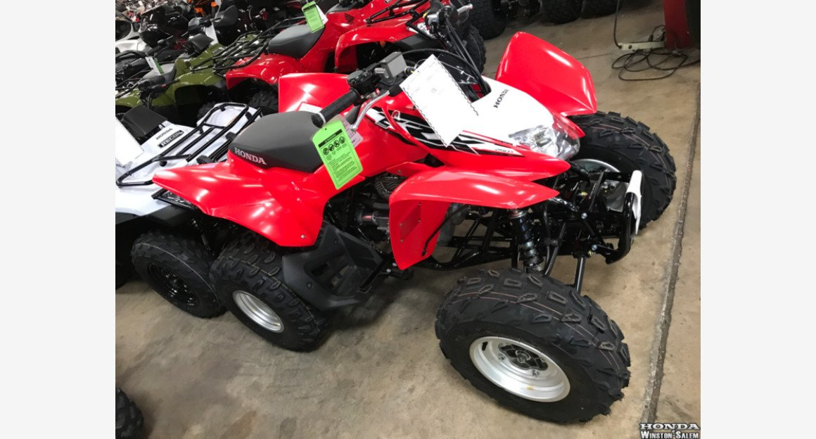 2018 Honda TRX250X for sale 200501835