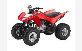 2018 Honda TRX250X for sale 200634120