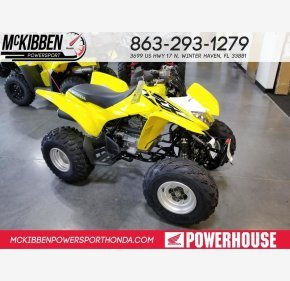 2018 Honda TRX250X for sale 200588675