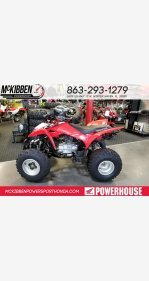 2018 Honda TRX250X for sale 200588679