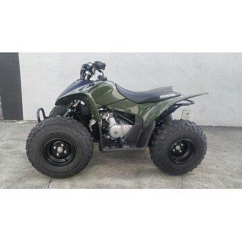 2018 Honda TRX90X for sale 200510279