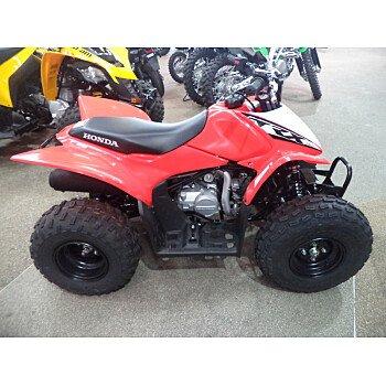 2018 Honda TRX90X for sale 200531601