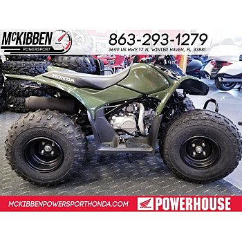 2018 Honda TRX90X for sale 200588717