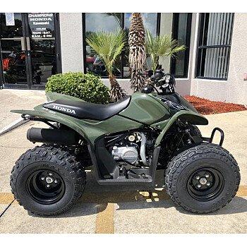 2018 Honda TRX90X for sale 200635708