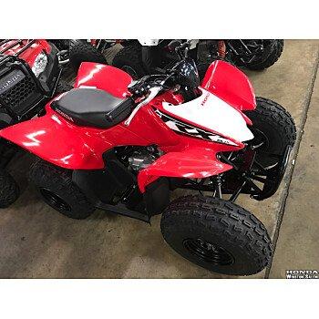 2018 Honda TRX90X for sale 200506108
