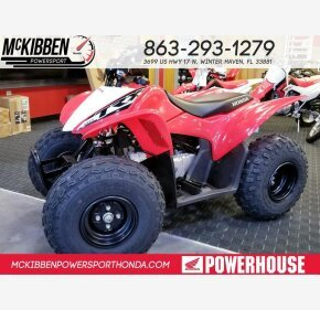 2018 Honda TRX90X for sale 200588720