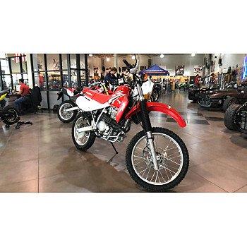 2018 Honda XR650L for sale 200687385