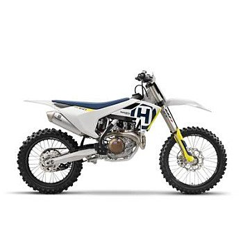 2018 Husqvarna FC450 for sale 200522487