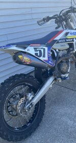 2018 Husqvarna FX350 for sale 200923100