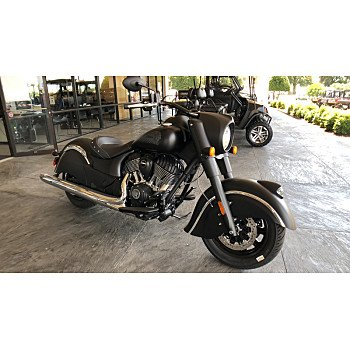 2018 Indian Chief Dark Horse for sale 200550694