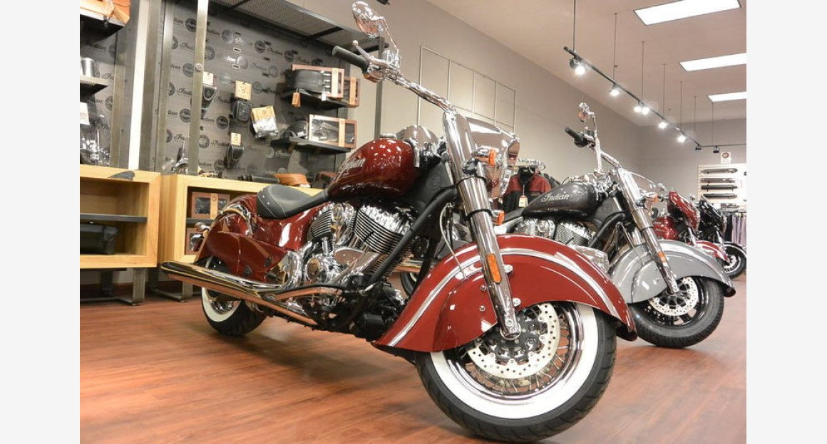 2018 Indian Chief Classic for sale 200559784