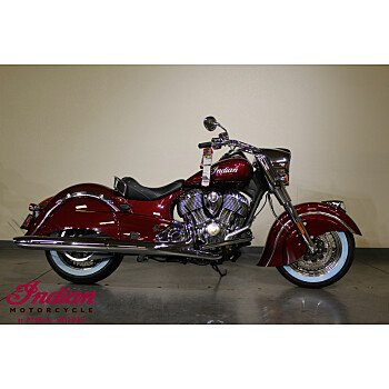 2018 Indian Chief Classic for sale 200567003