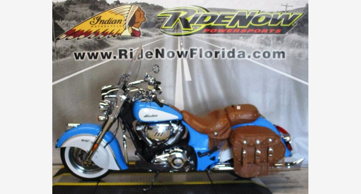 2018 Indian Chief Vintage for sale 200641995