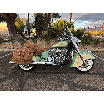 2018 Indian Chief Vintage for sale 200669341