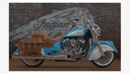 2018 Indian Chief Vintage for sale 200600207