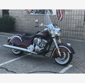 2018 Indian Chief for sale 200784579
