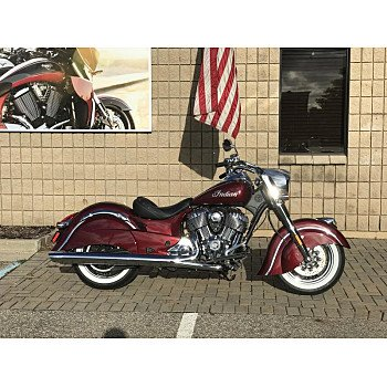 2018 Indian Chief for sale 200796986