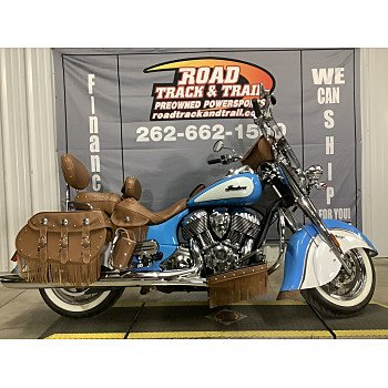 2018 Indian Chief Vintage for sale 201072778