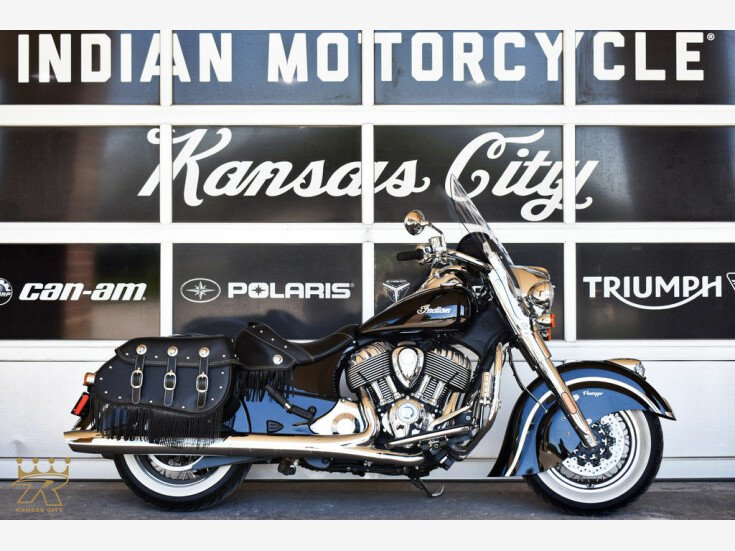2018 Indian Chief Vintage for sale 201081217