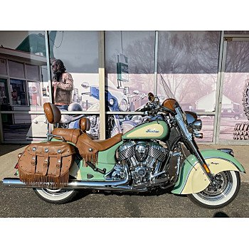 2018 Indian Chief Vintage for sale 201166486