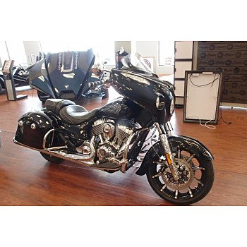 2018 Indian Chieftain Limited for sale 200495495