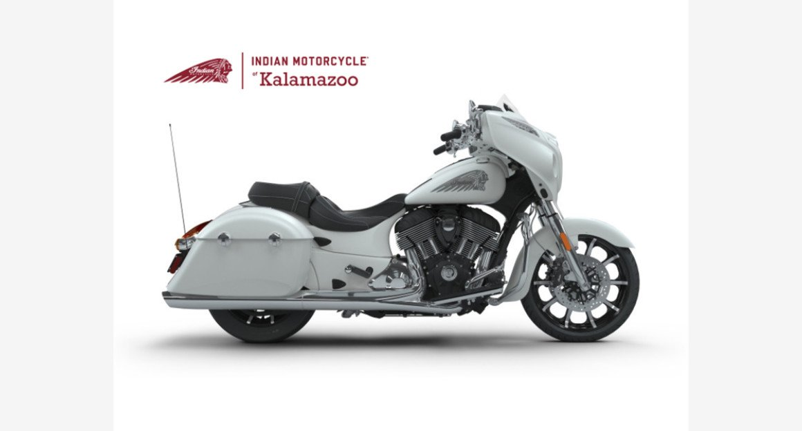 2018 Indian Chieftain for sale 200511491