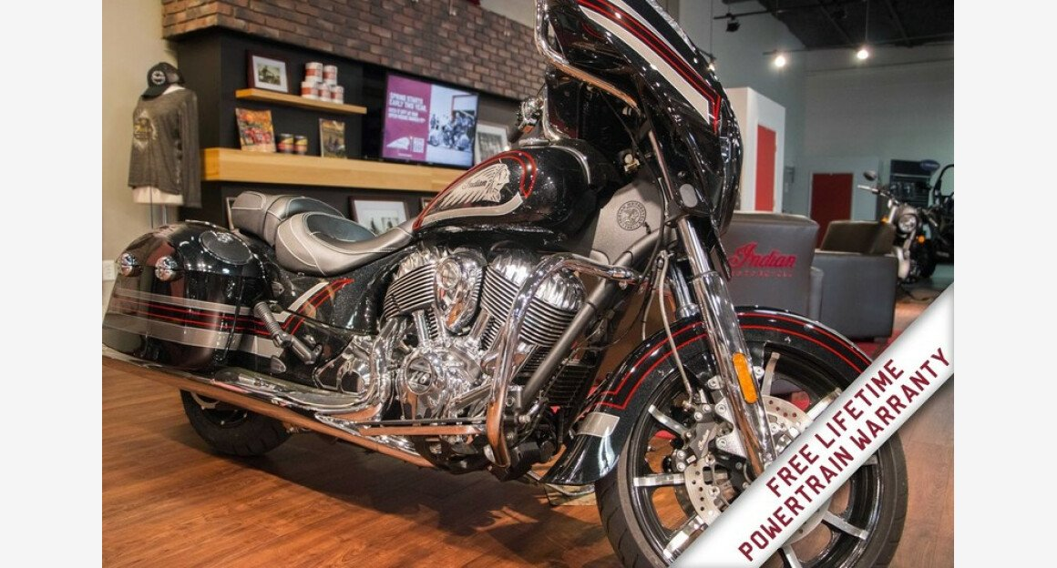 2018 Indian Chieftain Limited for sale 200524339