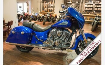 2018 Indian Chieftain Limited for sale 200531545
