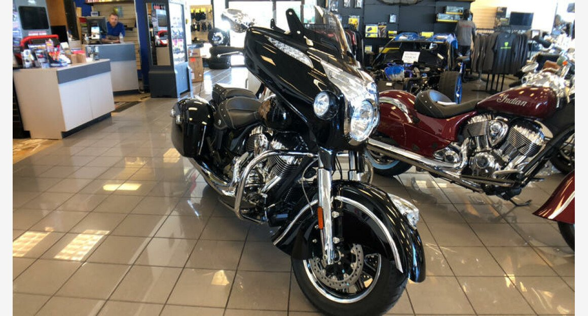 2018 Indian Chieftain Classic for sale 200550687