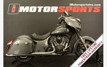 2018 Indian Chieftain for sale 200560111