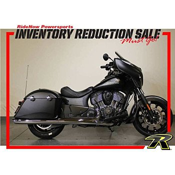 2018 Indian Chieftain for sale 200567474