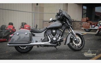 2018 Indian Chieftain Standard w/ ABS for sale 200581976