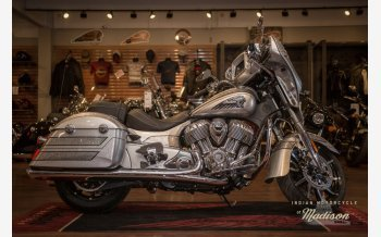2018 Indian Chieftain Elite Limited Edition w/ ABS for sale 200581987