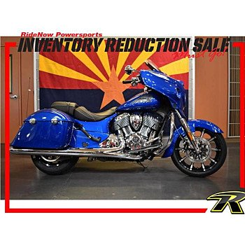2018 Indian Chieftain Limited for sale 200584350