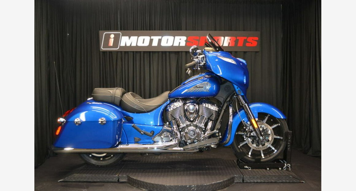 2018 Indian Chieftain Limited for sale 200601114