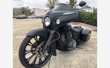 2018 Indian Chieftain for sale 200607279