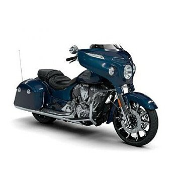 2018 Indian Chieftain Limited for sale 200607283