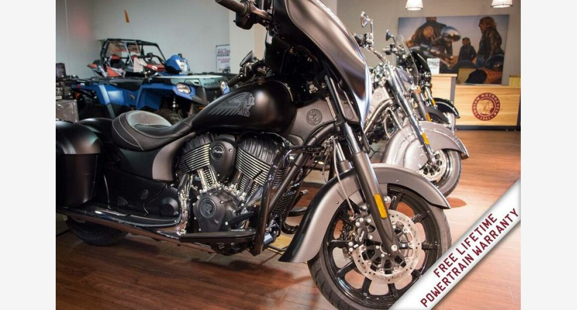 2018 Indian Chieftain for sale 200609034